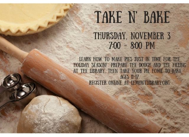 Take n' Bake