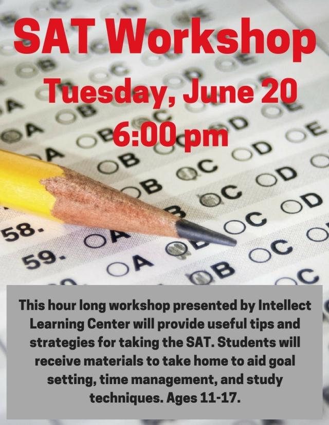 SAT Workshop