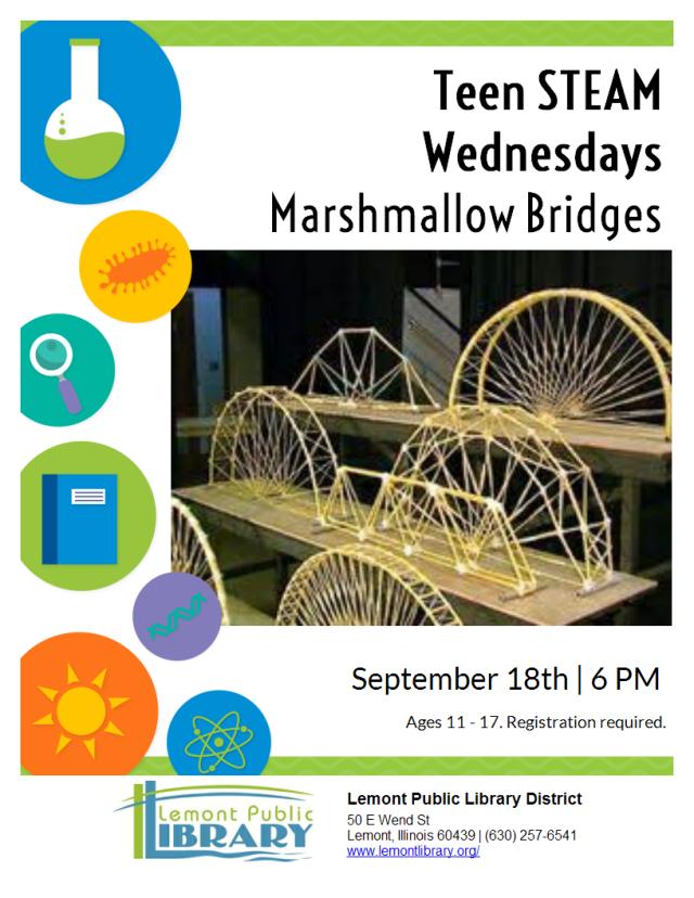 Marshmallow Bridges